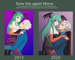 Morrigil Draw This Again by Sabi-Cat-13