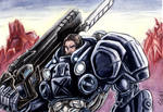 Starcraft Jim Raynor