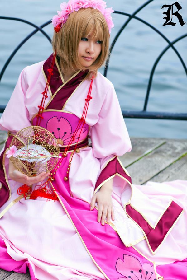 Sakura by Yume-ka