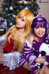 Panty and Stocking Christmas