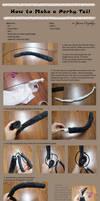 Perky Cat Tail Tutorial by Yume-ka