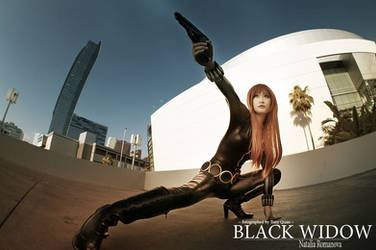 Black Widow by Yume-ka