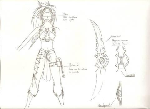 DF3 'Evolution' Rikku