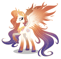 My Little Pony - Queen Elysia (full Color)