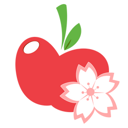 Fu-ji (Apple) cutie mark 2
