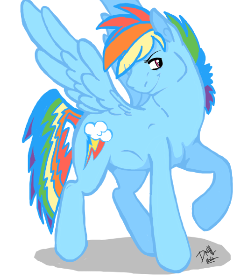 Human Rainbow Dash Male Male Rainbow Dash by