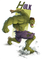 Hulk by RHOM13