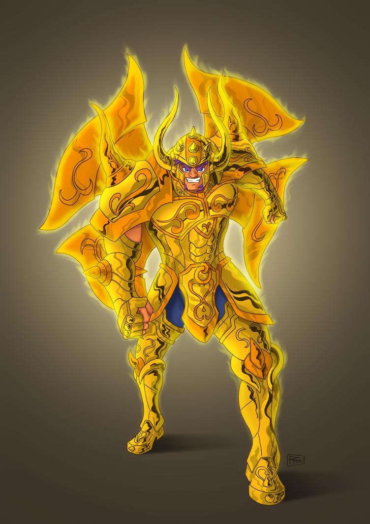 Geki Taurus God Cloth by RHOM13