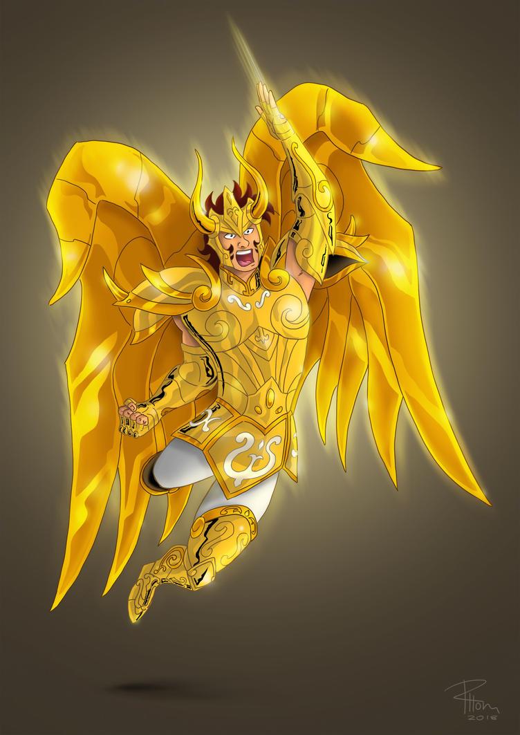 Ban Capricorn God Cloth by RHOM13