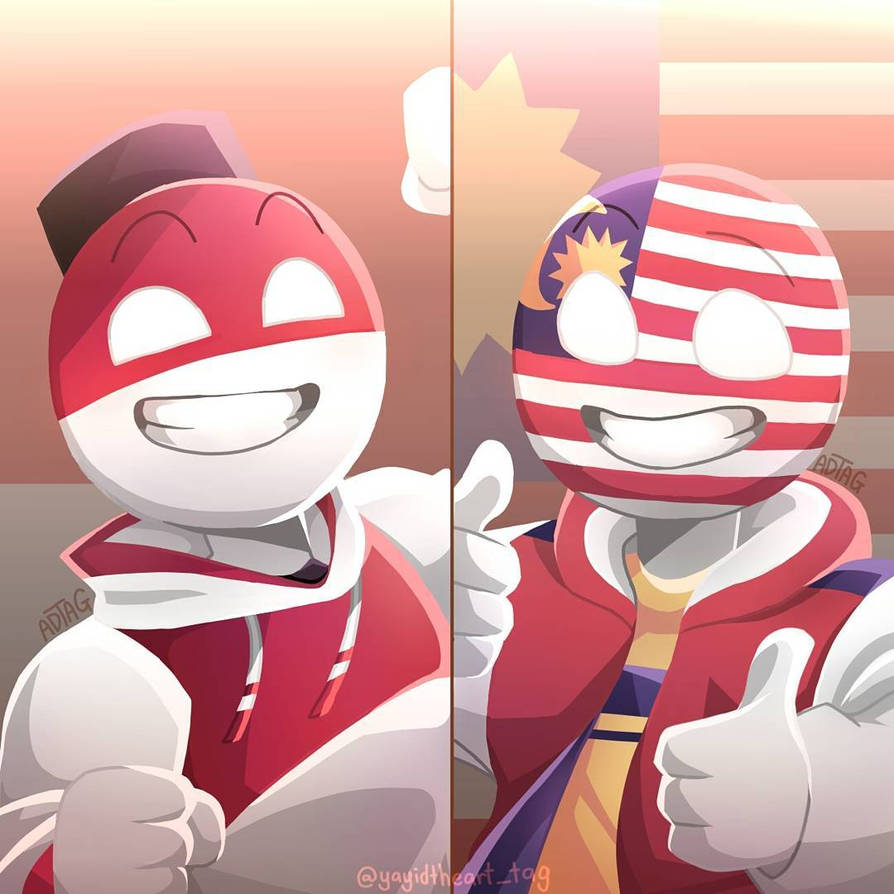 About countryhumans