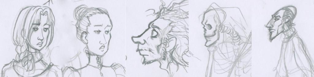 Discworld Characters