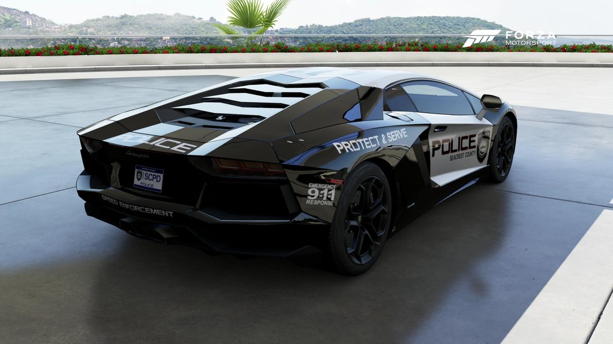 SCPD   2012 Lamborghini Aventador LP700 4   Back By Xboxgamer969 On Lamborghini  Aventador Xbox ...