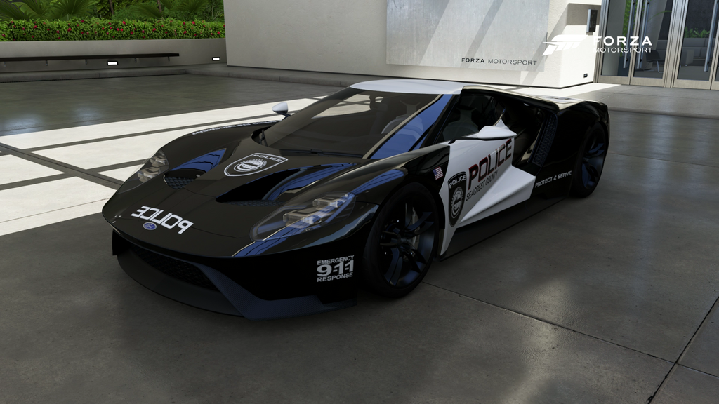 Scpd  Ford Gt Front By Xboxgamer