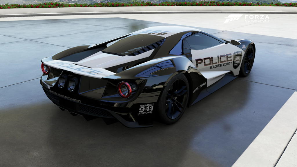 Scpd  Ford Gt Back By Xboxgamer