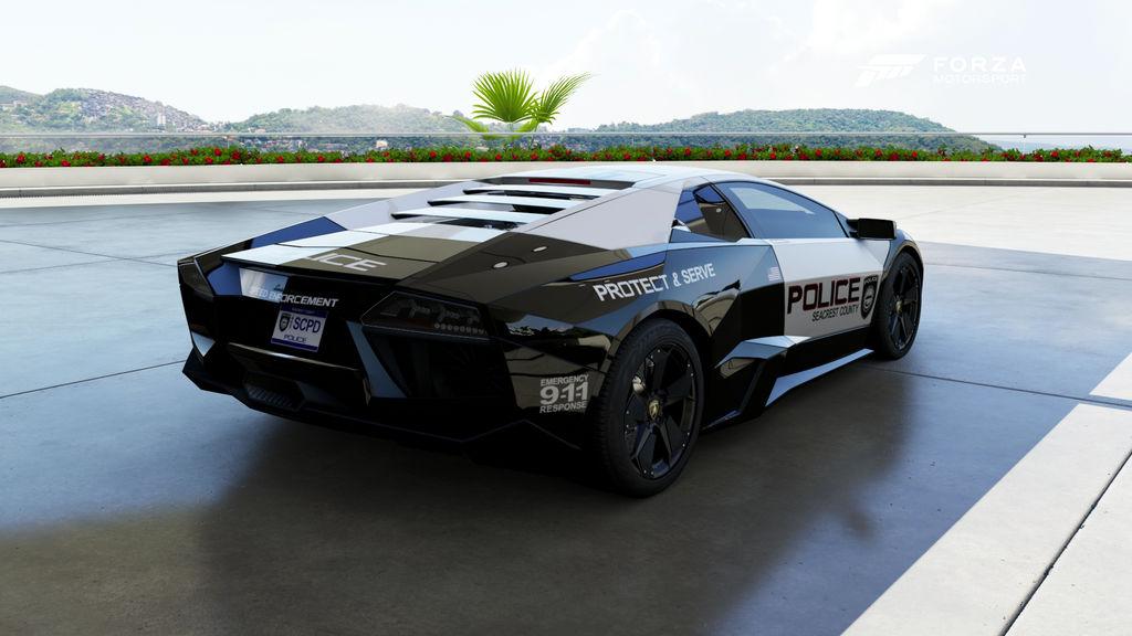 Scpd 2008 Lamborghini Reventon Back By Xboxgamer969 On Deviantart