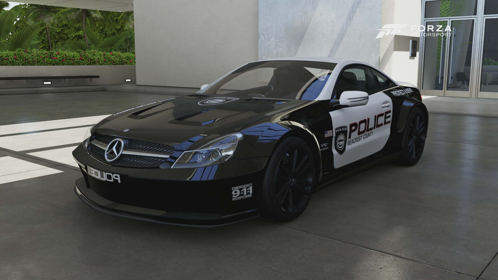 Scpd 2009 mercedes sl65 amg black series front by for 2009 mercedes benz sl65 amg black series
