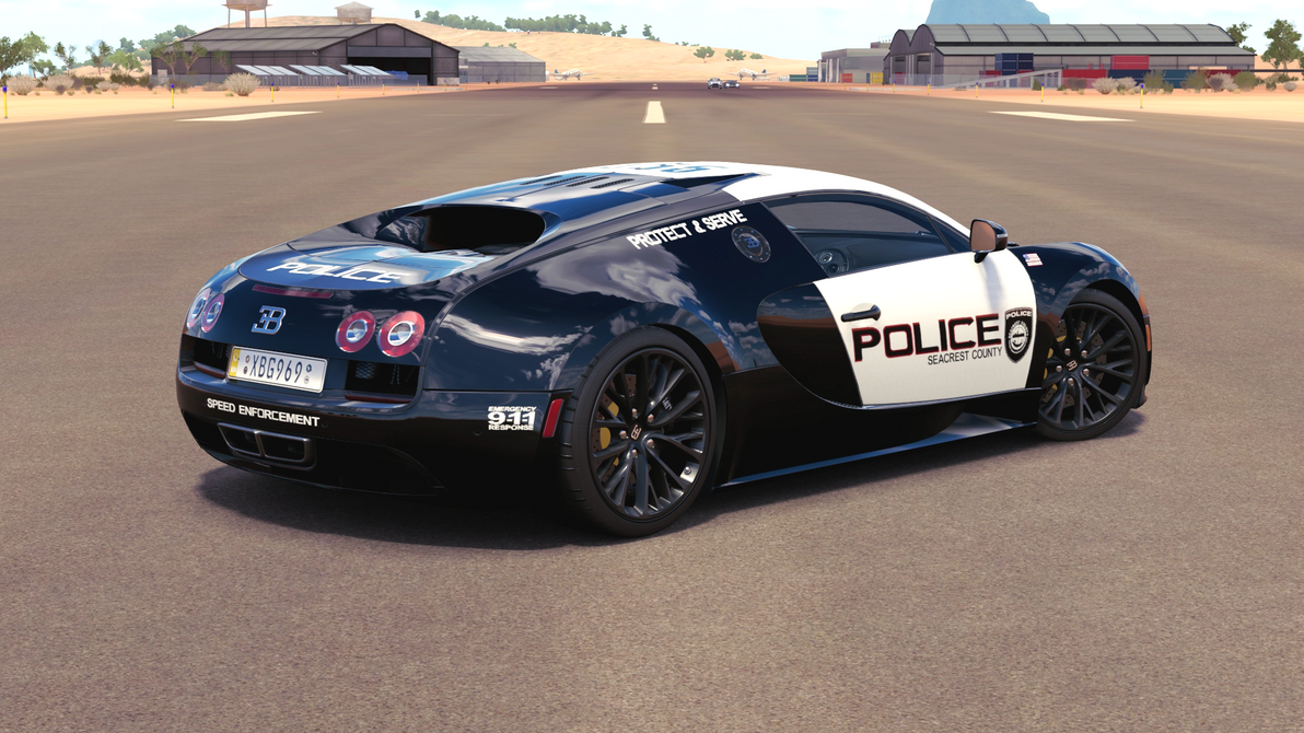 scpd - 2011 bugatti veyron super sport - backxboxgamer969 on