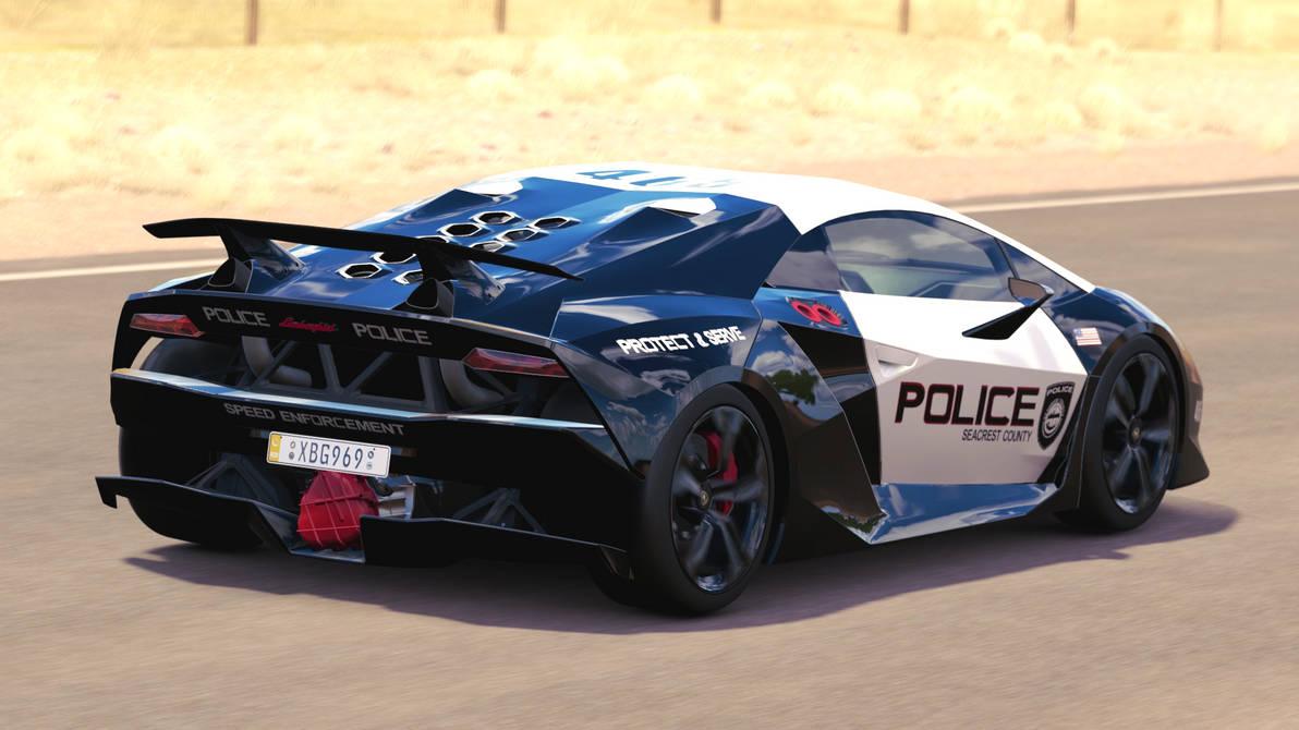 Scpd 2011 Lamborghini Sesto Elemento Back By Xboxgamer969 On