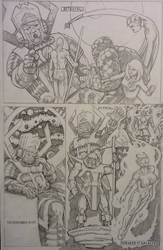Galactus and his Heralds - page 2