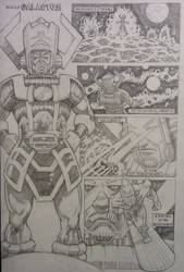 Galactus and his Heralds - page 1