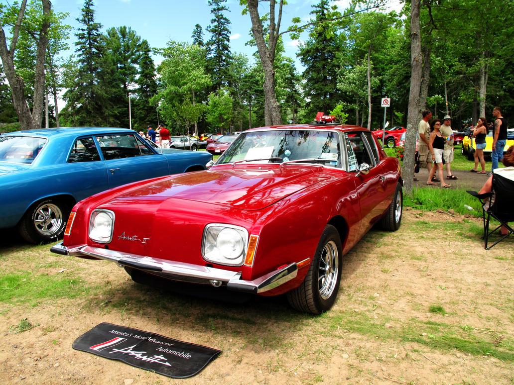 Studebaker Avanti 2 by