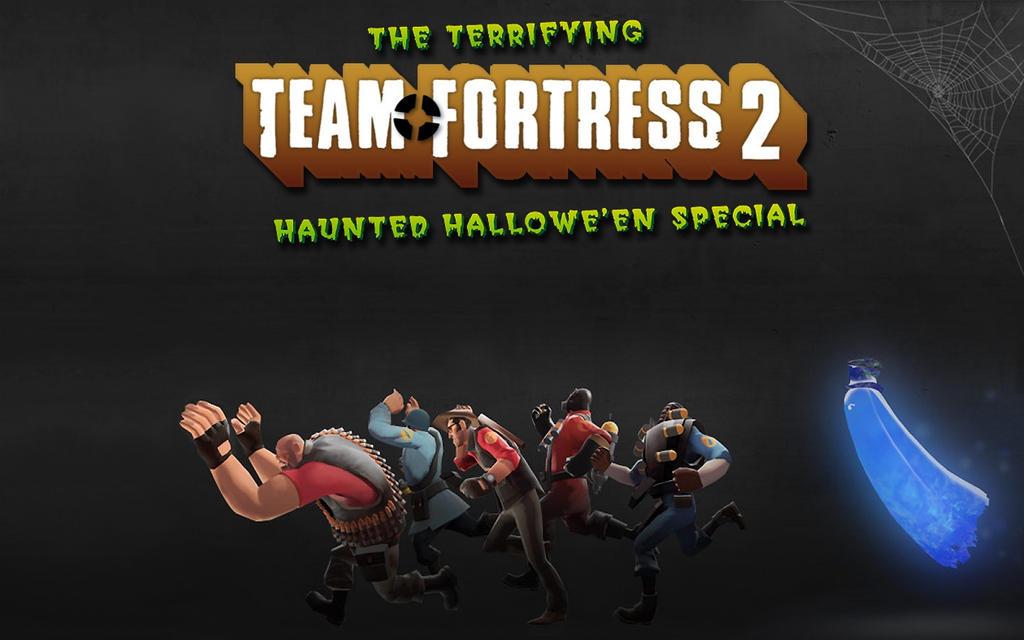 TF2 Halloween Wallpaper by DazDude on DeviantArt