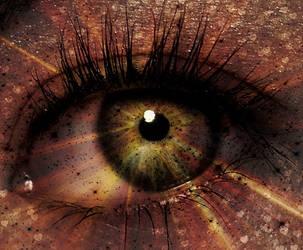 Edited Eye 3 by teddibear16
