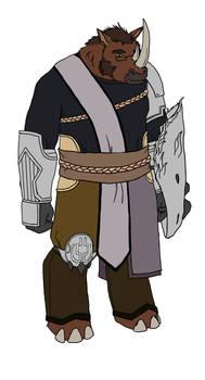 Character Design: Nithish