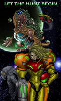 Metroid Samus Returns by Zerbear333