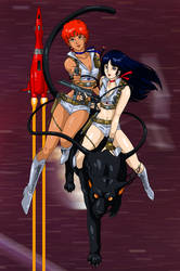 Novel Dirty Pair