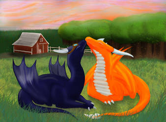 Country Side by ElementalFurs