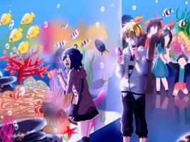 (AT) Aquarium by ku-ini