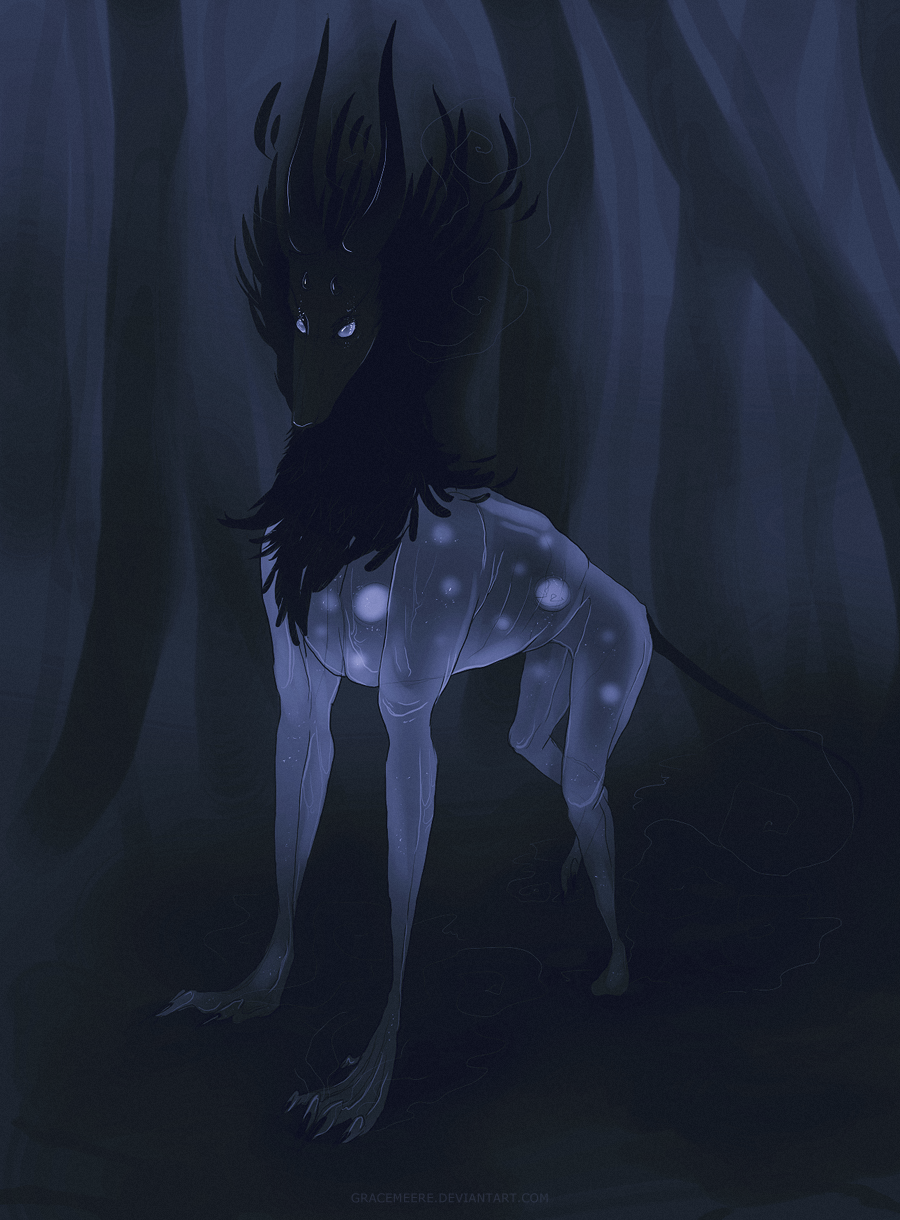 ghost by gracemeere