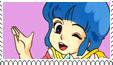 Yuu stamp by RetroKittycat