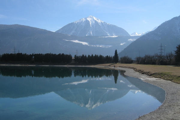 Mirror Lake 2 - Switzerland by elodie50a