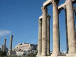 Athens, Temple Zeus