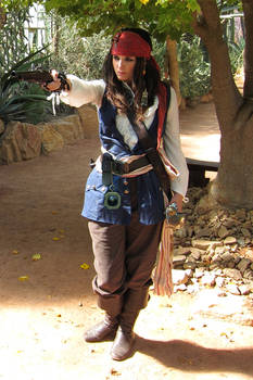 Elo Sparrow, pistol