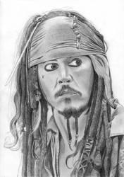 Jack Sparrow OST face