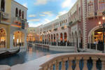 Las Vegas - Venice street