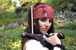 Elo Sparrow story : I'm Captain Sparrow savy ? by elodie50a