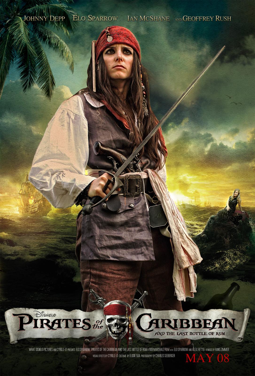 Elo Sparrow Poster