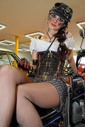 Elo Steam Moto - Sexy by elodie50a