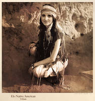 Elo Native Sepia by elodie50a