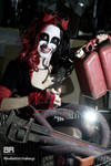 Harley Quinn FIRE by elodie50a