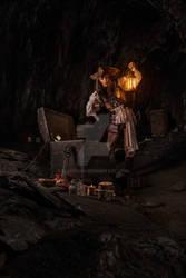 Elo Sparrow Cave