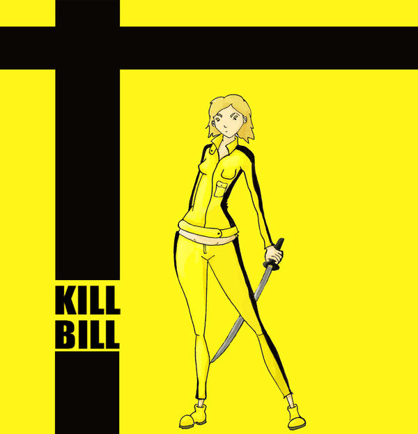 kill Bill by Laphoo