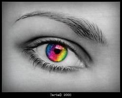 rainbow by DaaRia