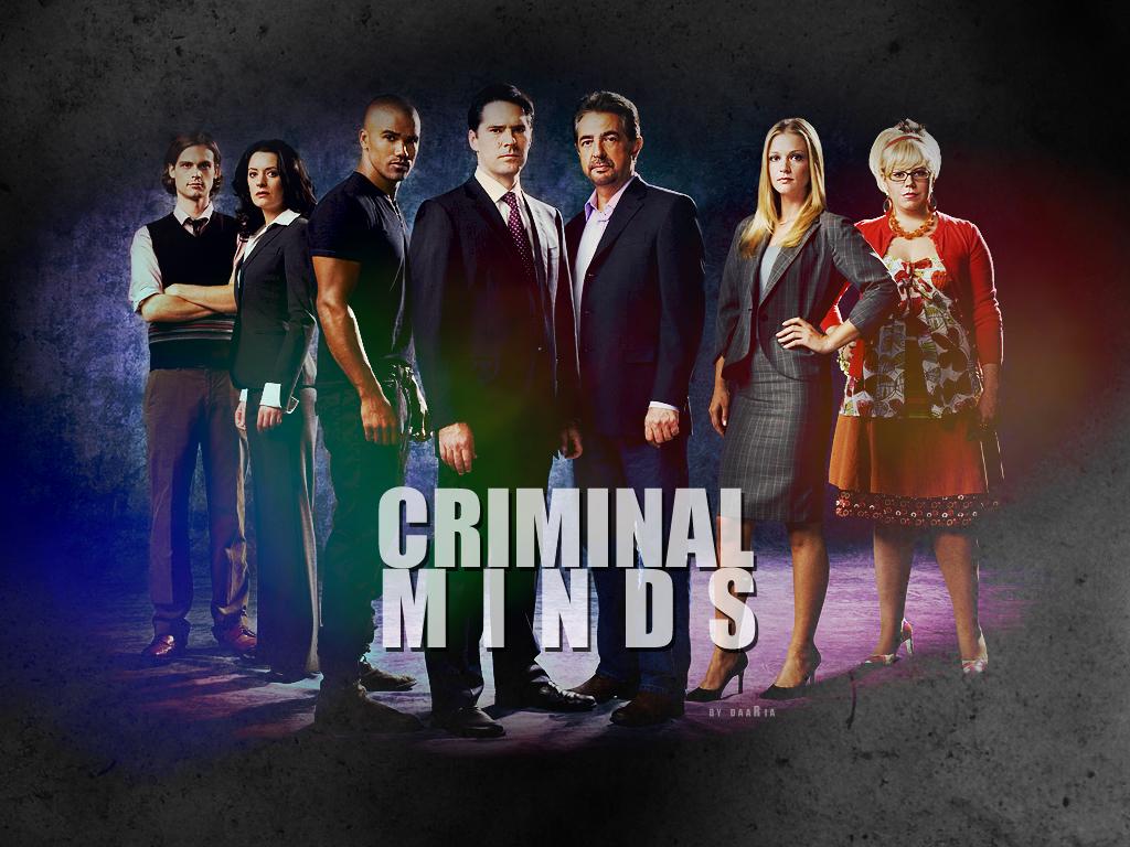 Criminal Minds - color one