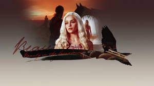 Game of Thrones - Daenerys by DaaRia