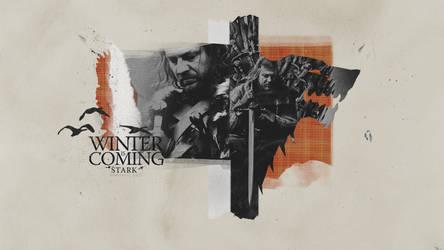 Game of Thrones - Stark by DaaRia
